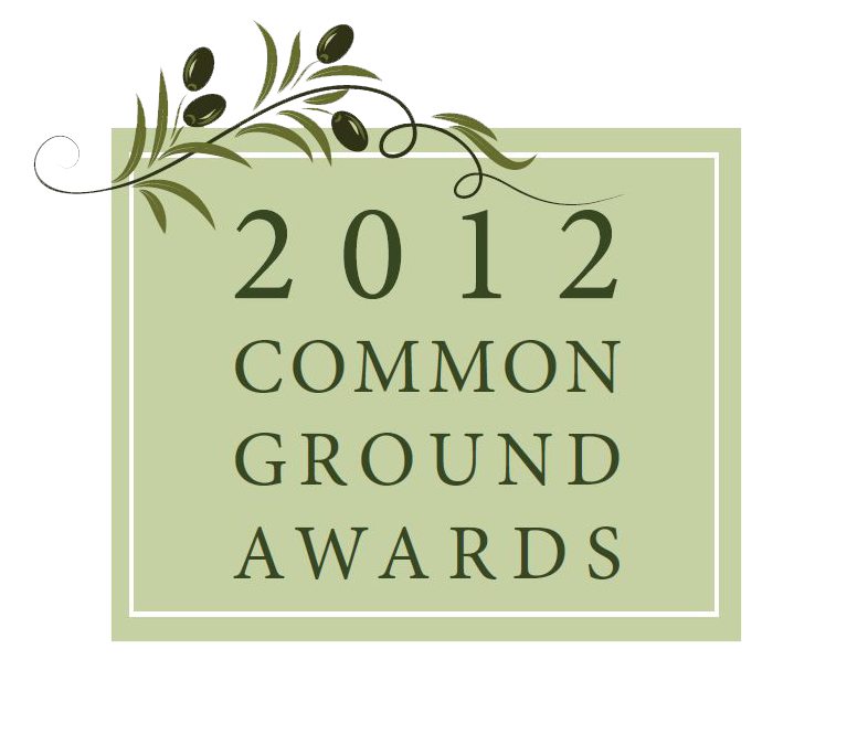 2012 Common Ground Awards