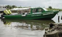 Our Nigerian Boat