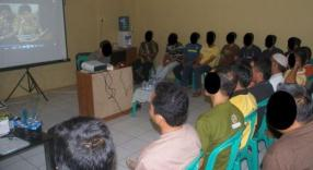 Indonesia prison screening